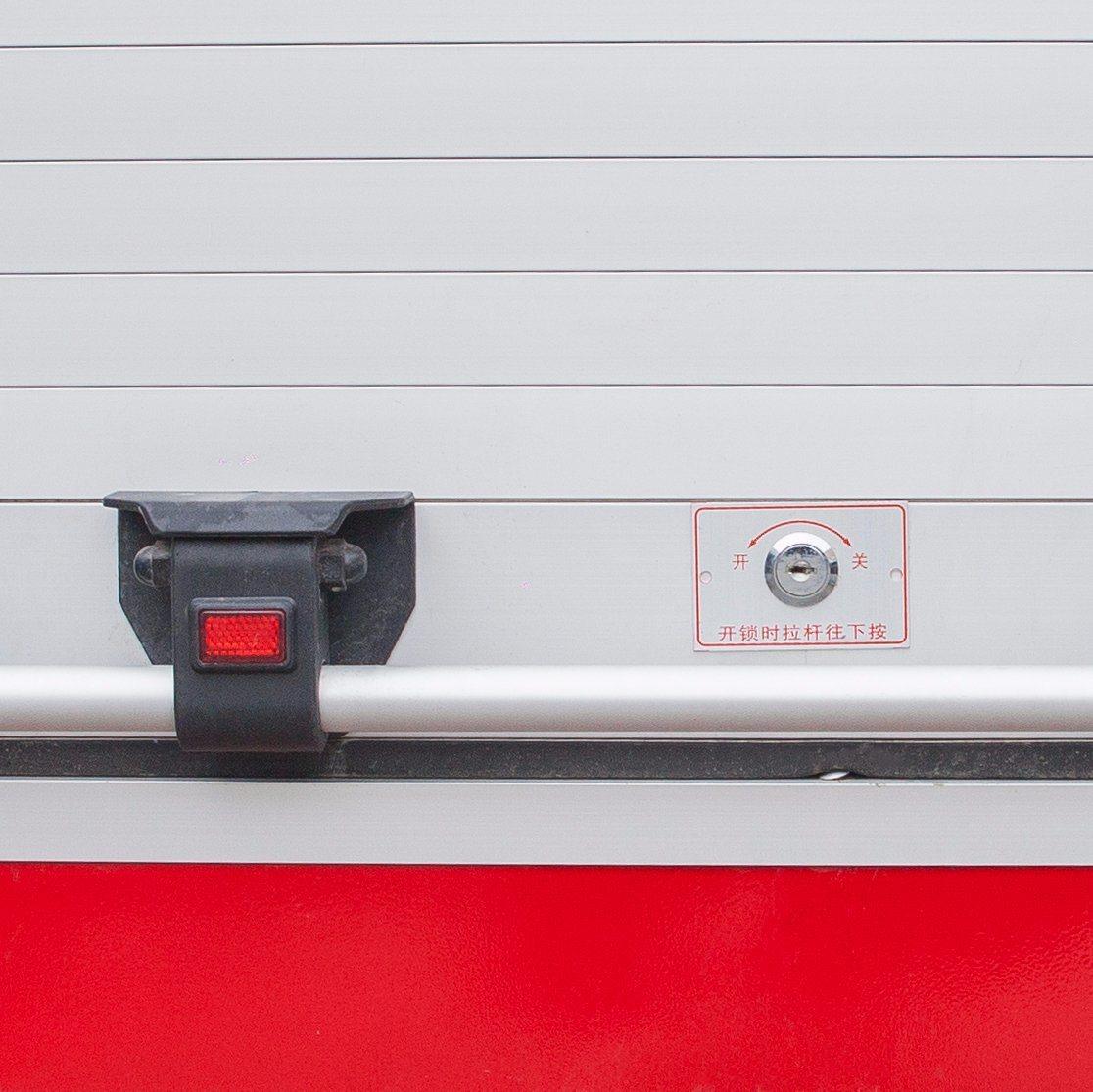 Aluminum Alloy Fire Rolling Shutter for Fire Truck