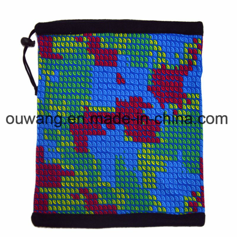 Wholesale Cheap Promotion Custom Printing Fleece Bicycle Neck Warmer