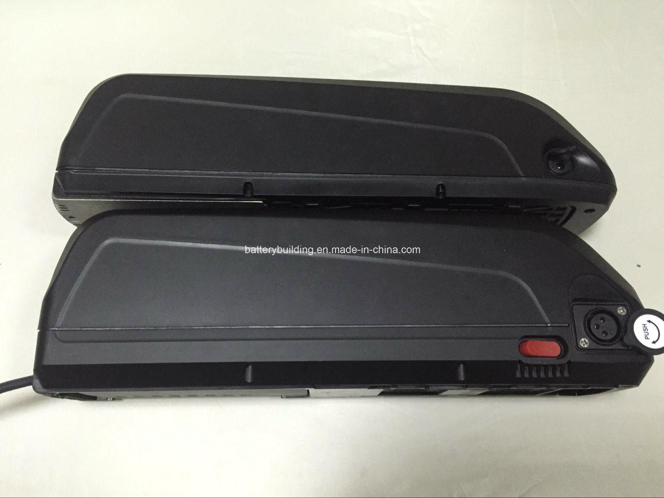 52V 17.5ah New Hailong Lithium Battery Hailong Downtube Battery Pack with Ga Cells by 14s5p