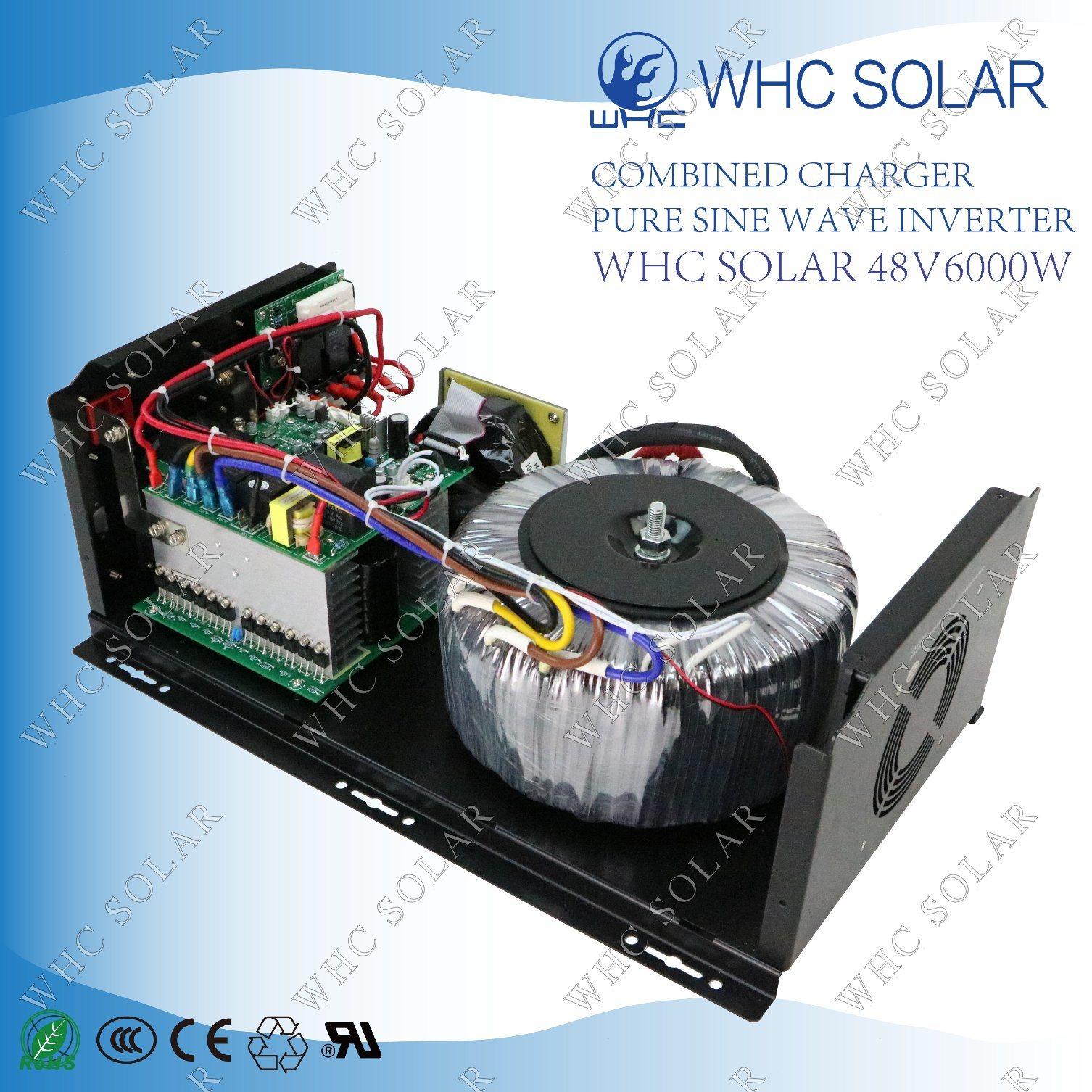 Intelligent Low Frequency 6000W Solar Power Inverter