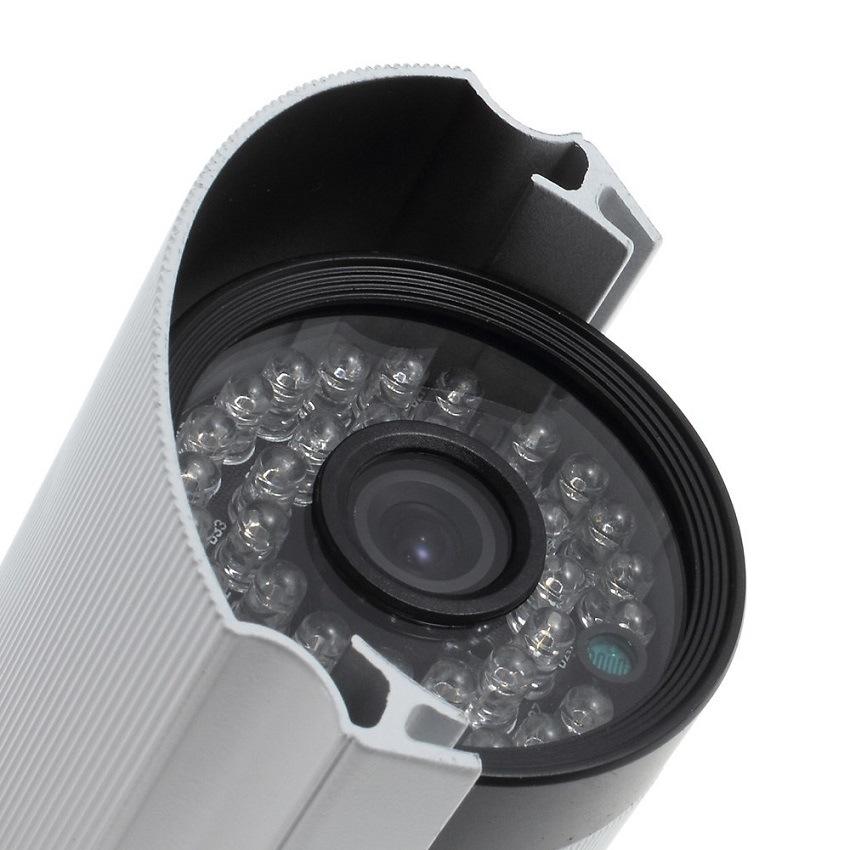 Smart IR Wieless IP CCTV Camera with High Security