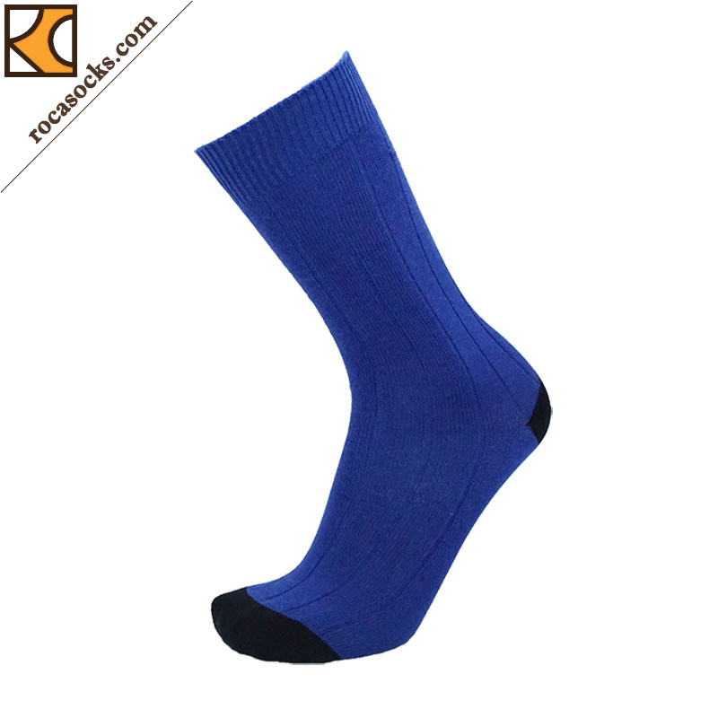 Flat Tennis Cotton Modal Socks with Business Style (163002SK)