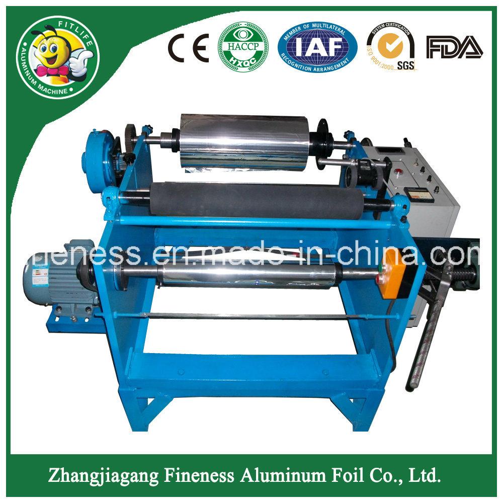 Aluminium Foil Rewinding Machine-- Hafa-350