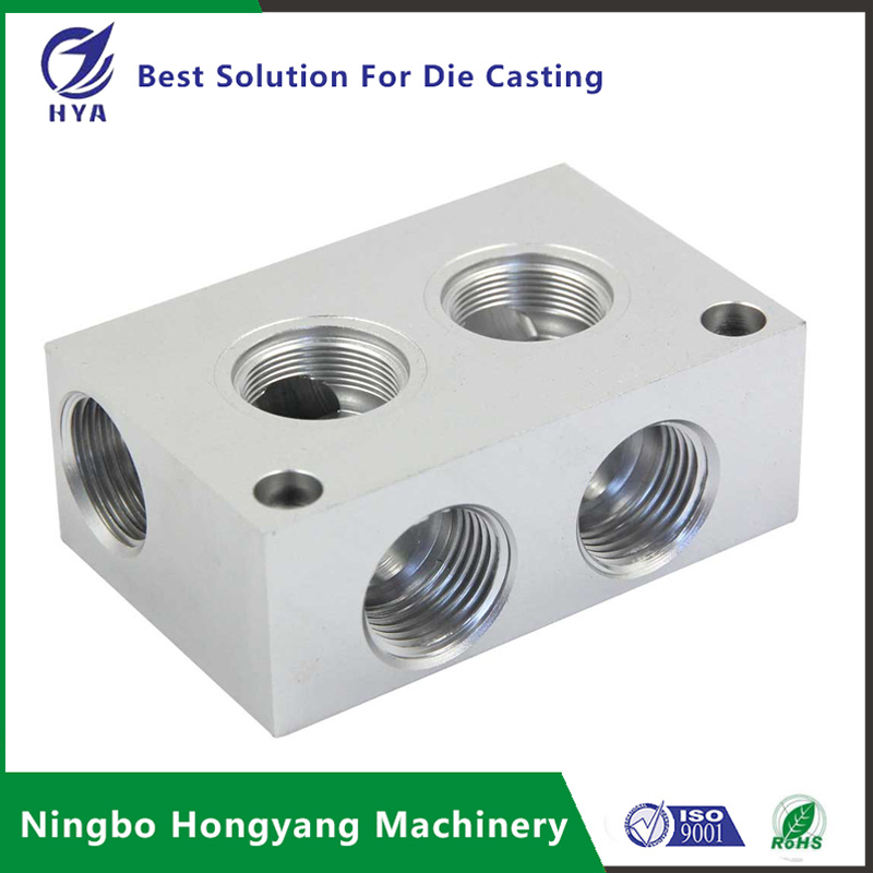 Pipe Stopper/Aluminum 6061