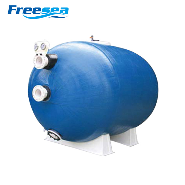 2017 Freesea Horizontal Sand Filter for Large Water Park