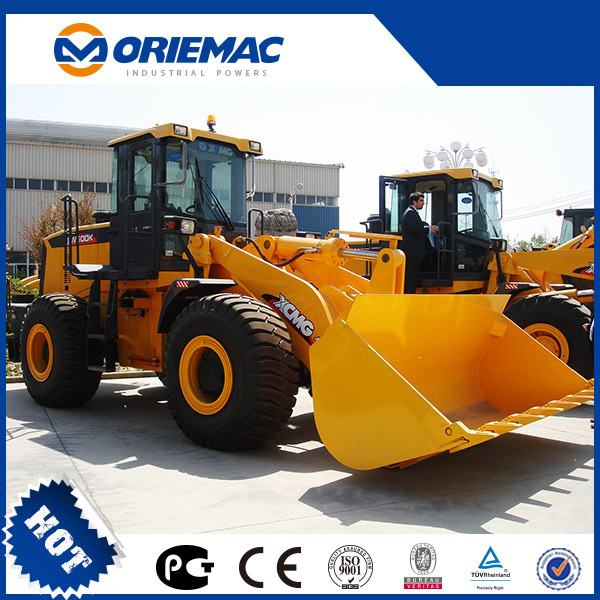 Xcm Zl50g 5ton Front End Loader Wheel Loader
