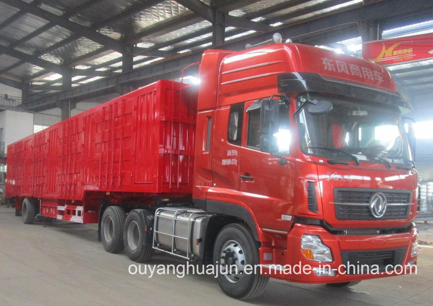 45 Feet Container Semitrailer