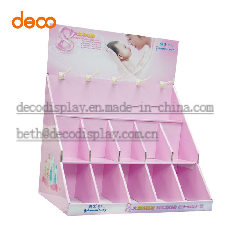 Cardboard Display Stand Pop Display Case Counter Display