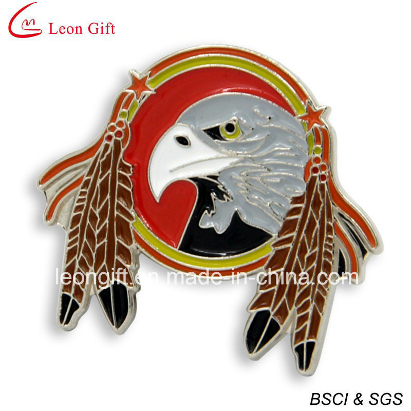 Wholesale Custom Enamel Lapel Pin for Promotion Gift (LM1054)