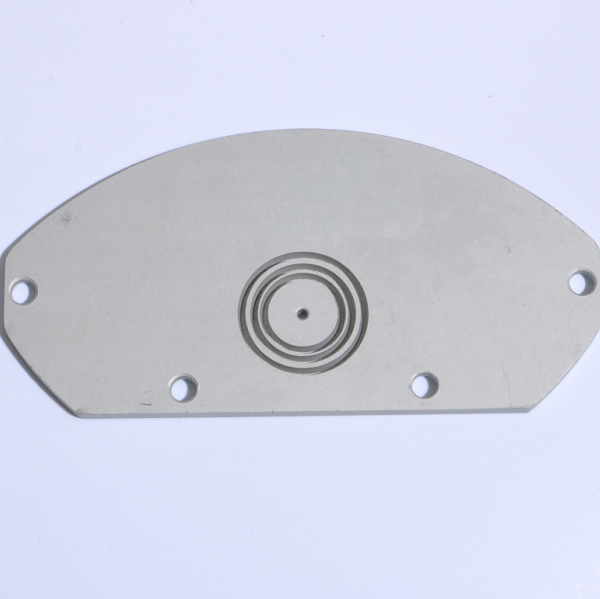 6063 Aluminium Extrusion Profile with CNC Deep Processing
