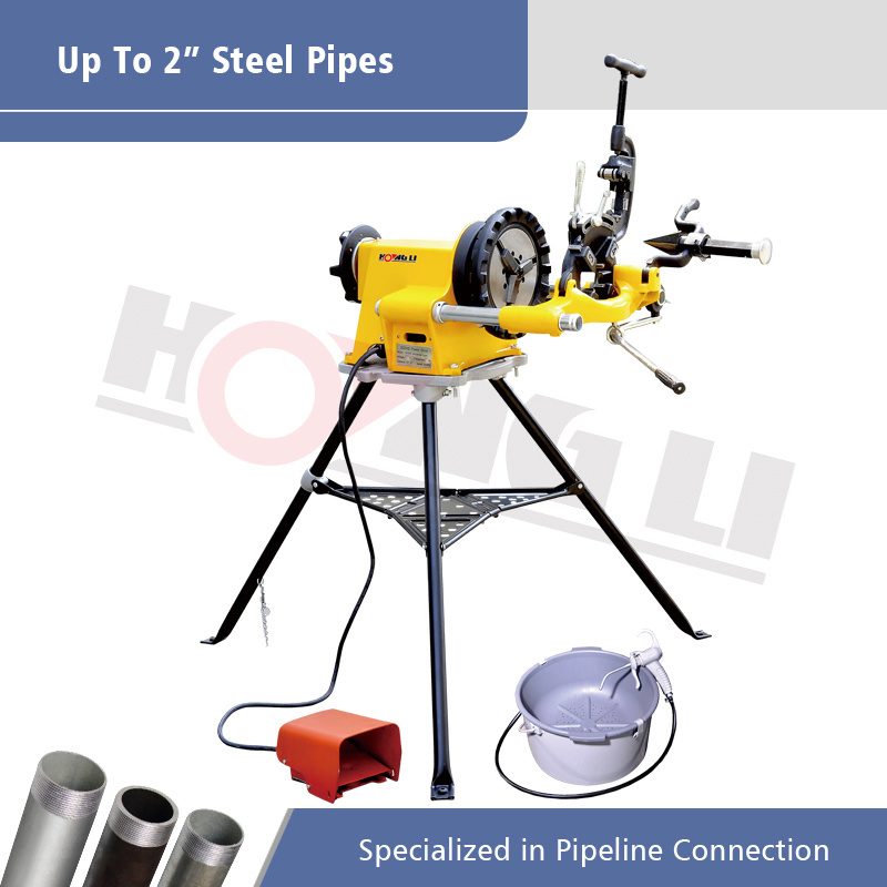 Pipe Threading Machine Compatible with 300 Threading Machine