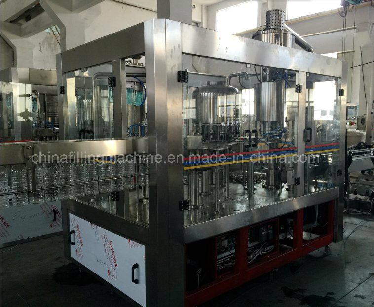 Drinking Water Filling Productoin Line with Ce Quality (4000bph)