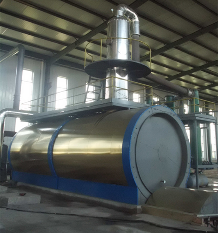 Fuel Oil Distillation Machine with Ce, SGS, ISO