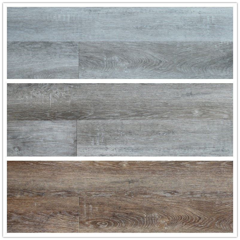 Rustic Wood Surface High Quality EU Standrad Vinyl Floor