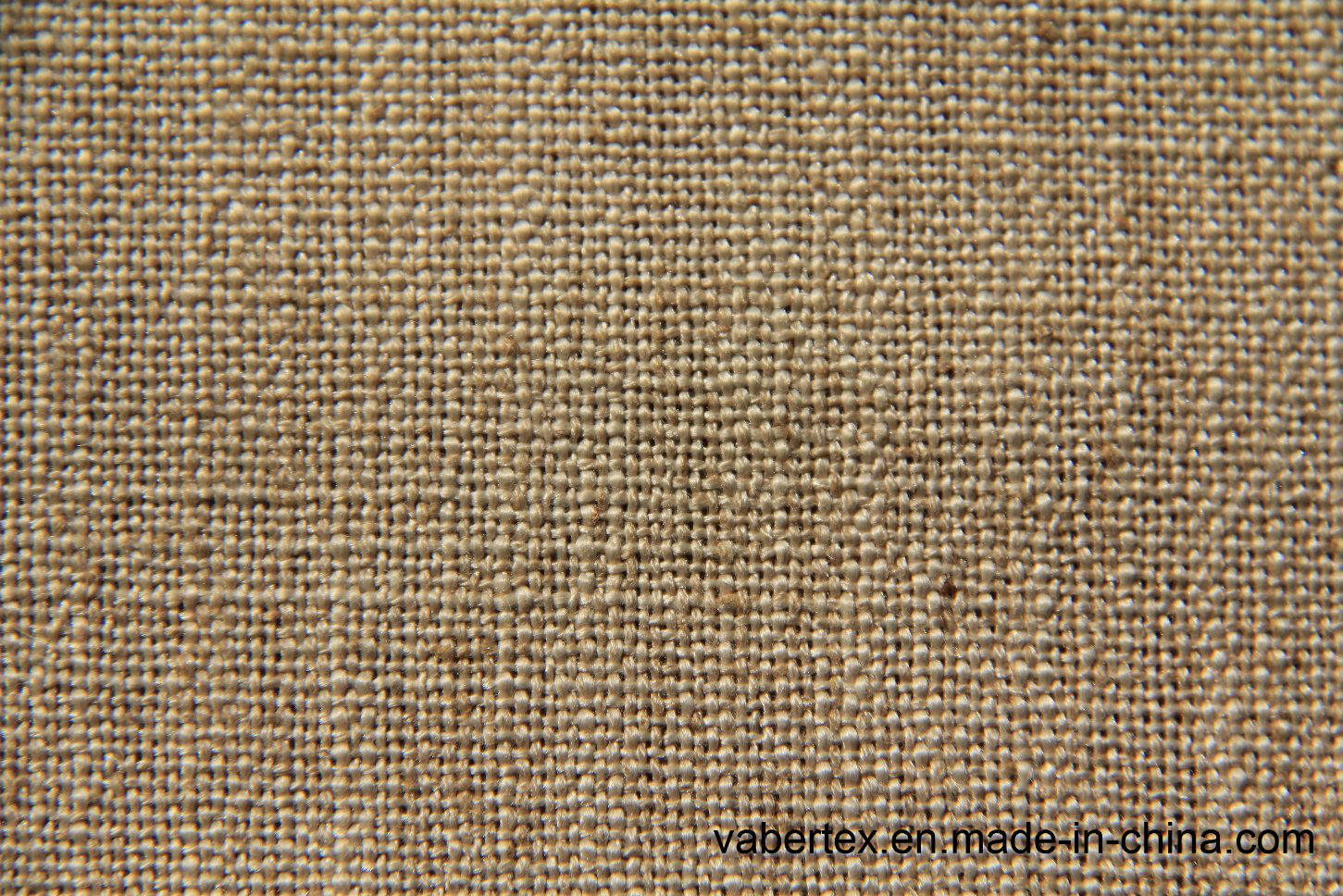 Linen Household Textile Woven Sofa Curtain Upholstery Fabric