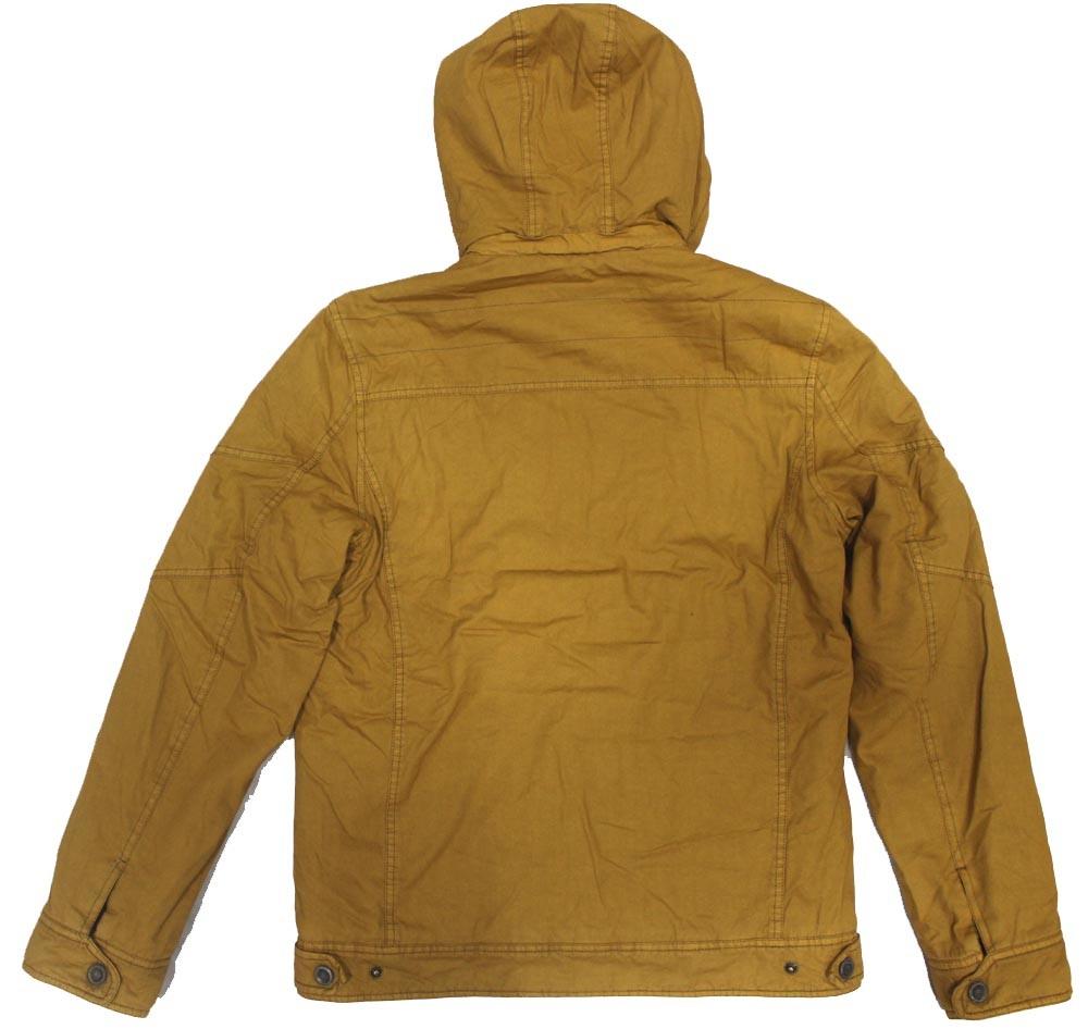 High Quality Men Garment Dyed Winter Jacket/ Coat