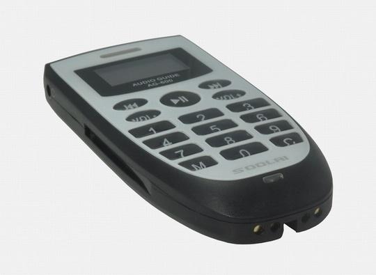 Smart Audio Guide/Audio Tour Device