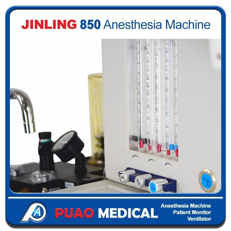 Jinling 850 Advanced Model Anesthesia Machine