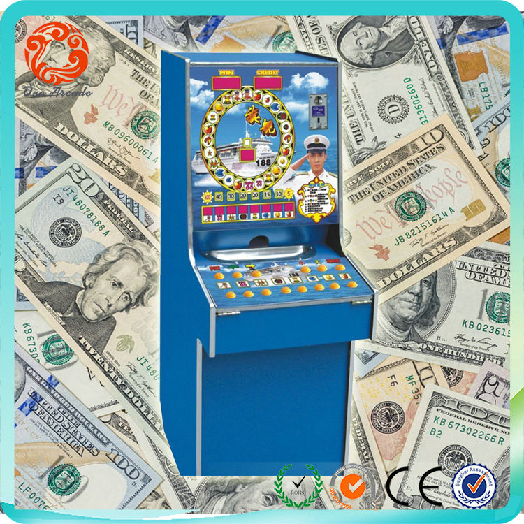 Cool Game Amusement Video Slot Kinect Game Single Player From China