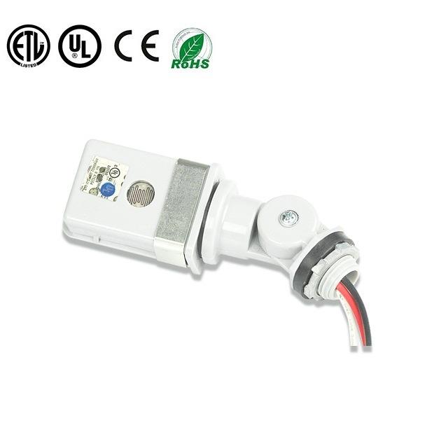 ANSI C136.10 & UL773 Dusk to Dawn Photocontrol Raintight Sensor Switch