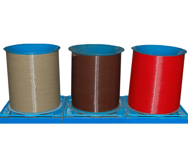 Nylon Coated Double Loop Loose-Leaf Binding Wire