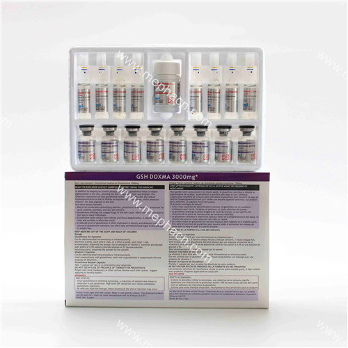 Glutathione for Injection Capsule Whitening Skin Care