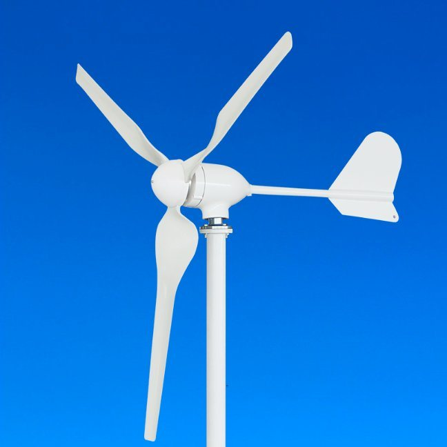 500W Horizontal Axis Wind Turbine Generator for Sale