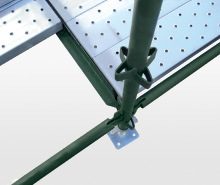 Australia Australian Standard Painted Factory Quickstage Scaffold Scaffolding System