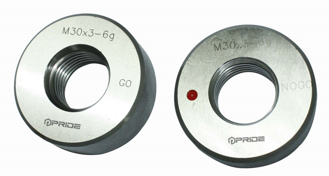 Metric Thread Ring Gage