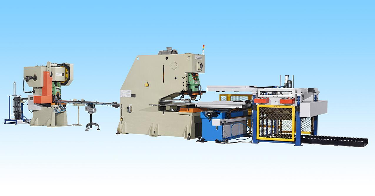 CNC Press Line for Tinplate Sheet