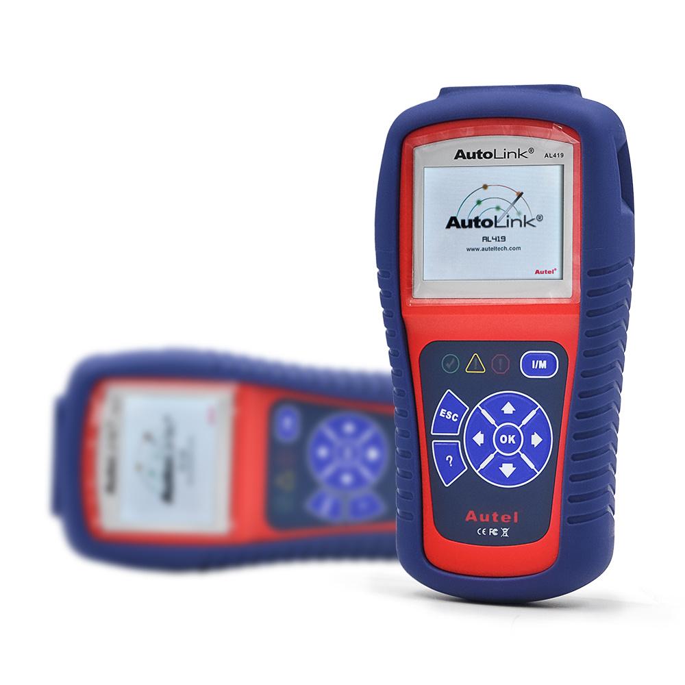Car Diagnostic Scan Tool Autel Autolink Al419 OBD II & Can Code Reader