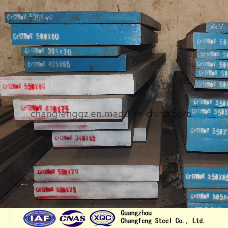 Special Steel Bar Cold Work Mould Steel SKD11/D2/1.2379