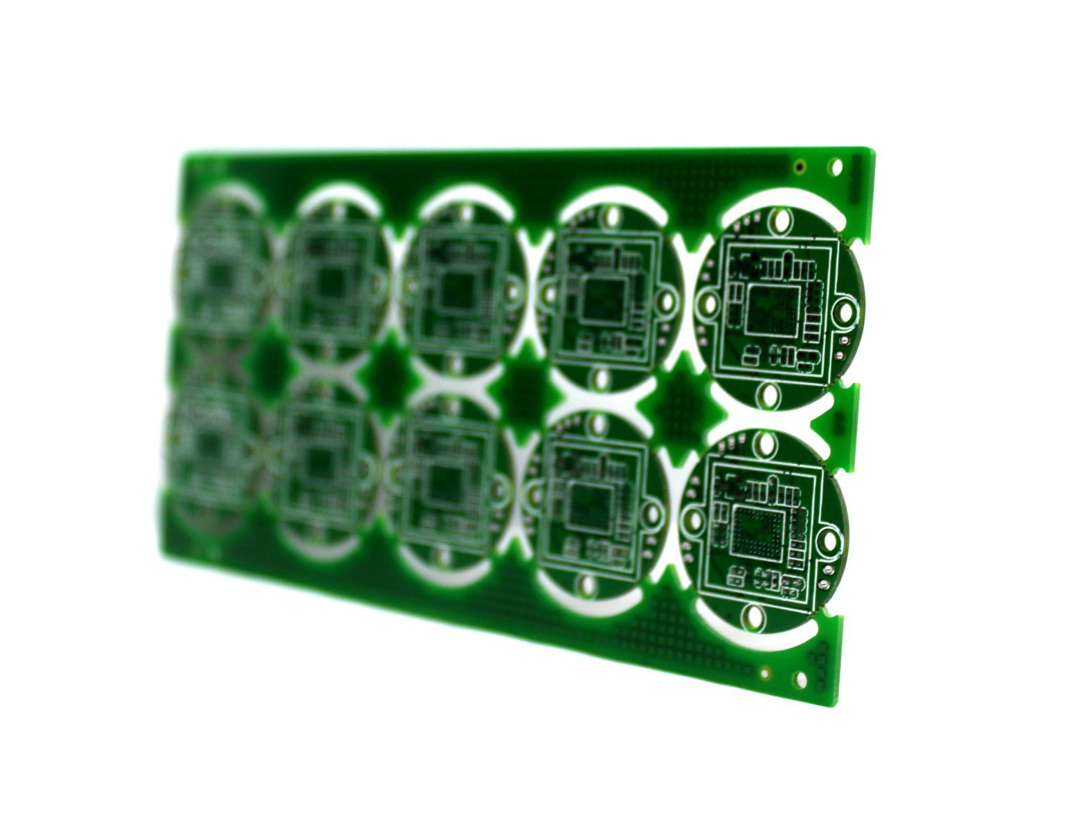 Multilayer Electronics Circuit PCB Board for PCB Manufacturer