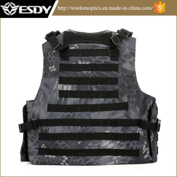 Tactical Combat Molle Safety Vest for Outdoor Hunting