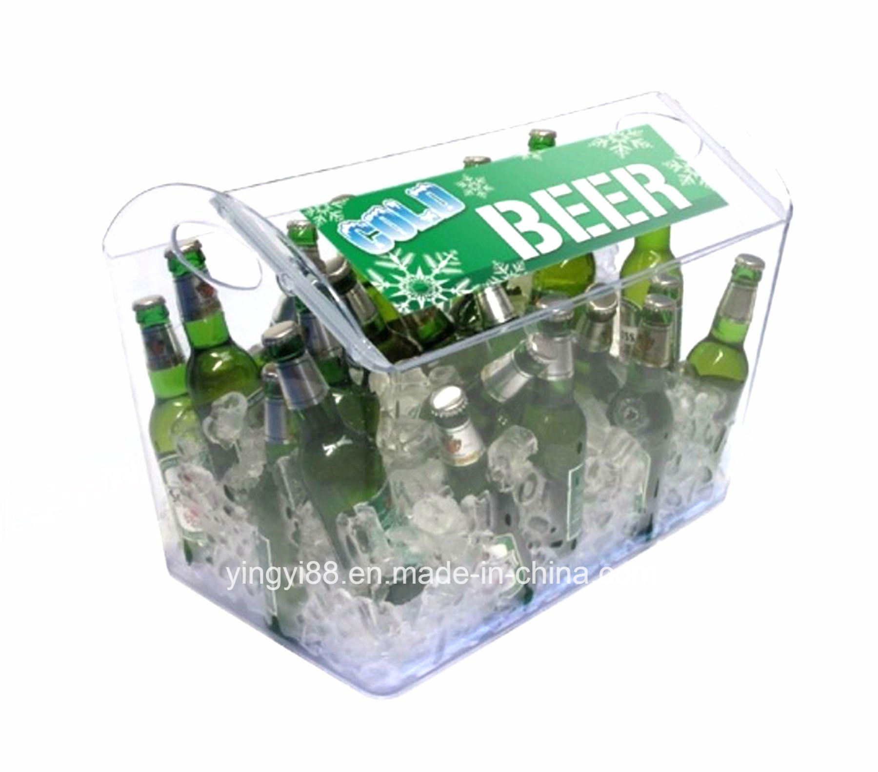 Best Selling Acrylic Beverages Display