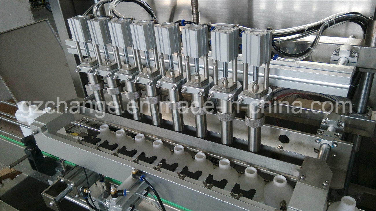Automatic Bottling Machine for Shampoo Lotion Hair Conditioner