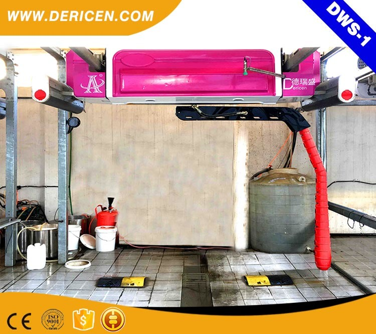 Dericen Dws1 Touchless Car Wash Machine with Under Chassis Wash