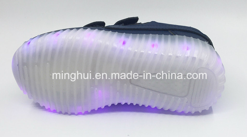 Women Kids USB Charging Light LED Shoes