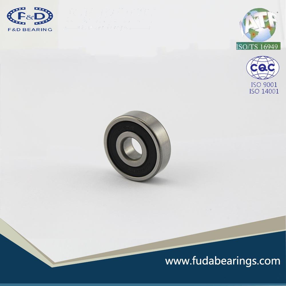 China Bearing Factory F&D bearing 6201 ZZ 2RS Deep Groove Ball Bearing