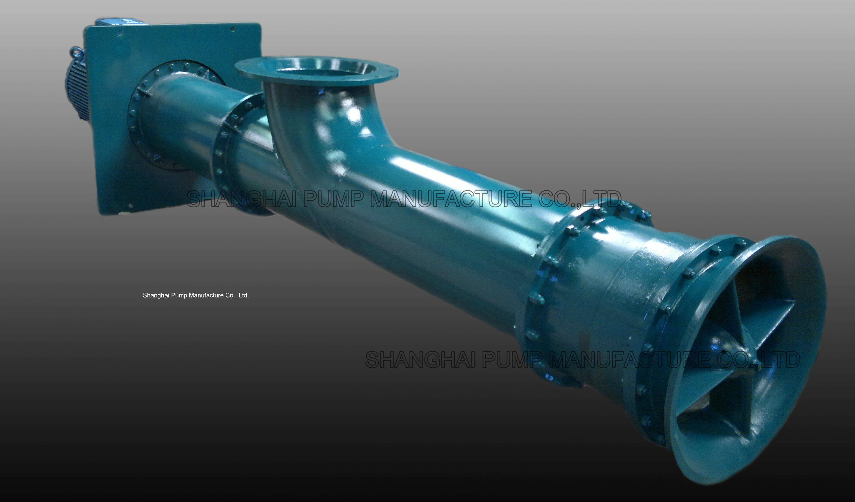 Vertical Mixed Flow Water Pump