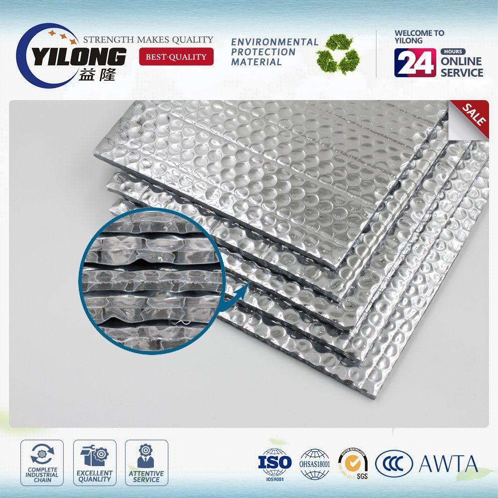 High Quality Custom Aluminium Foil Bubble
