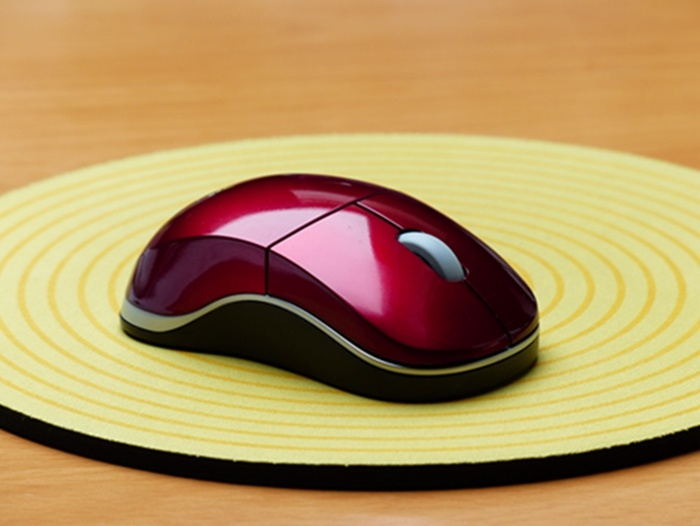 Extra Thick Mouse Pad Mouse Mat