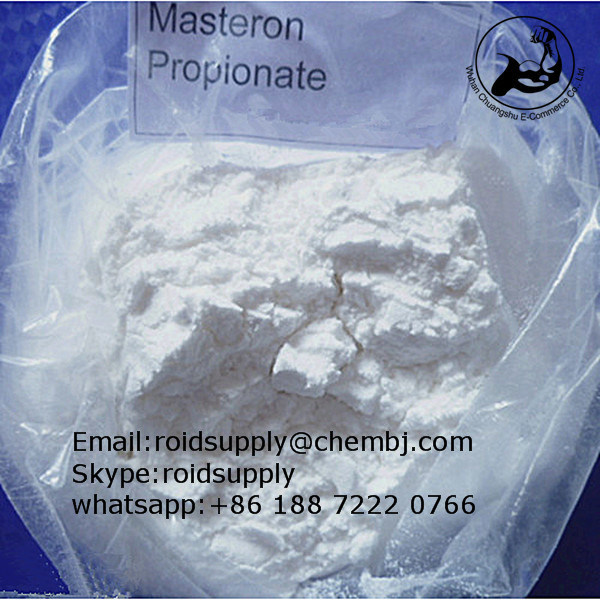 Masteron 100 Anabolic Steroids Drostanolone Propionate 100mg/Ml for Hard Look