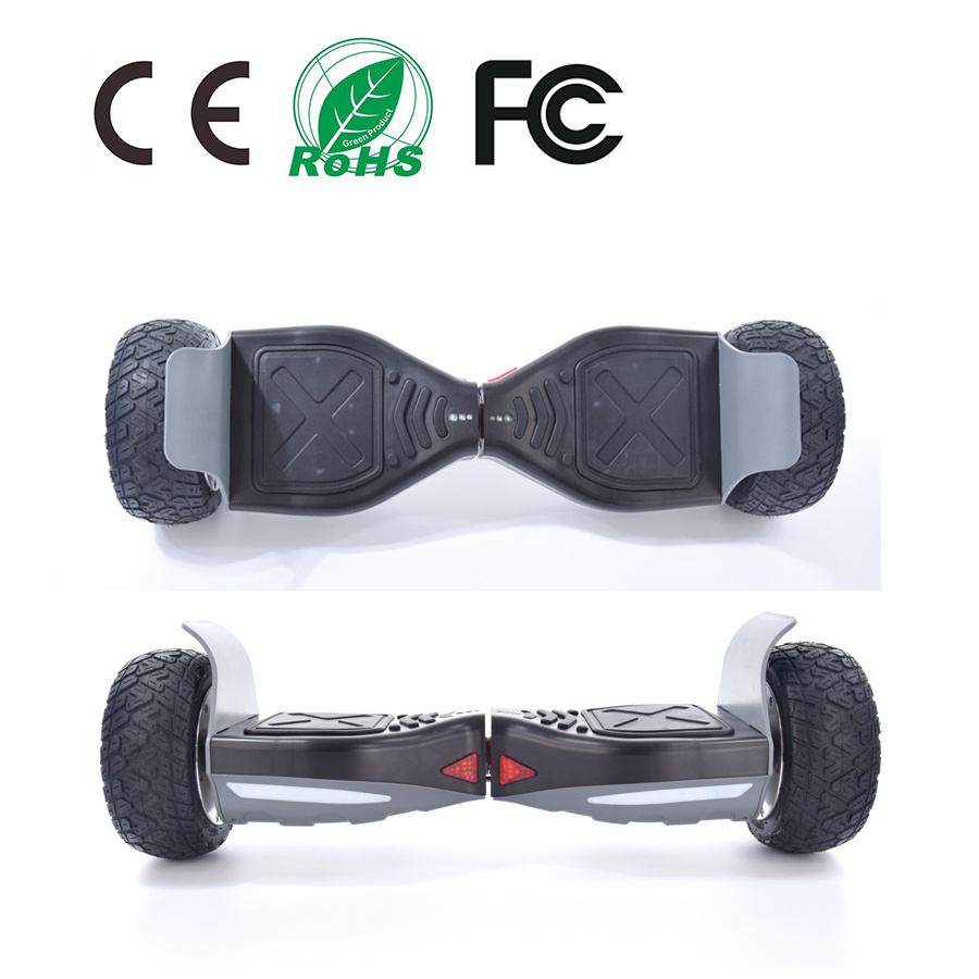 8.5 Inch Hummer 2 Wheel Self Balancing Electric Hoverboard Scooter