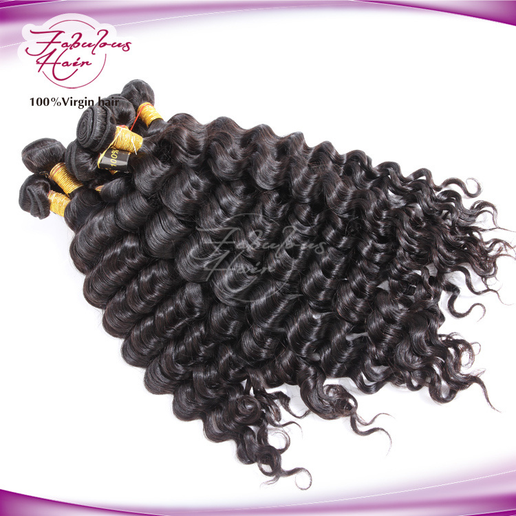 Top Grade Loose Wave Brazilian Virgin Human Hair