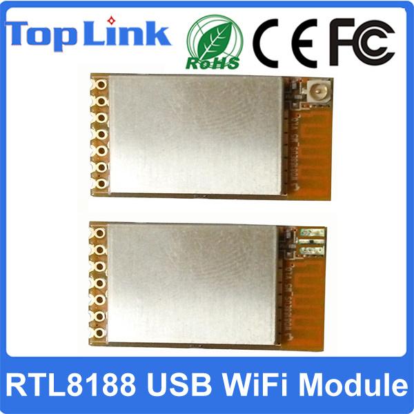 Hot Selling 150Mbps Realtek Rtl8188 USB Embedded Wireless WiFi RF Module