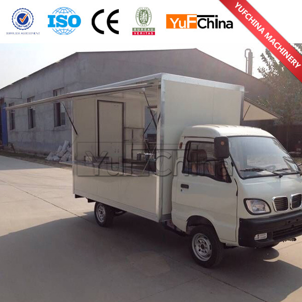 2017 Hot Selling Food Cart for Sale with Lowest Price