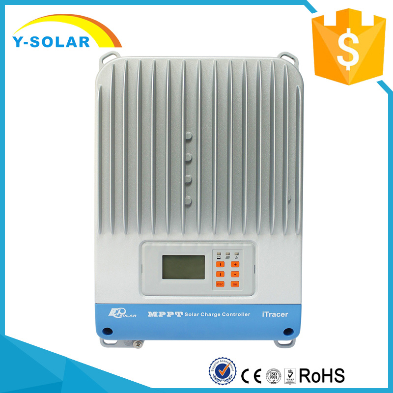 Epsolar MPPT 60A Negative Grounded 12V/24V/36V/48V Solar Charge Controller Itracer6415ND