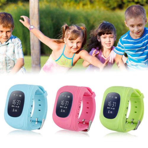 Popular Smart Watch GPS Sos Activity Tracker Phone Watch Anti-Lost for Child Kids