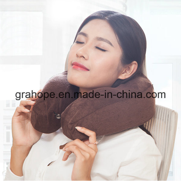Heated Travel U-Shaped Pillow